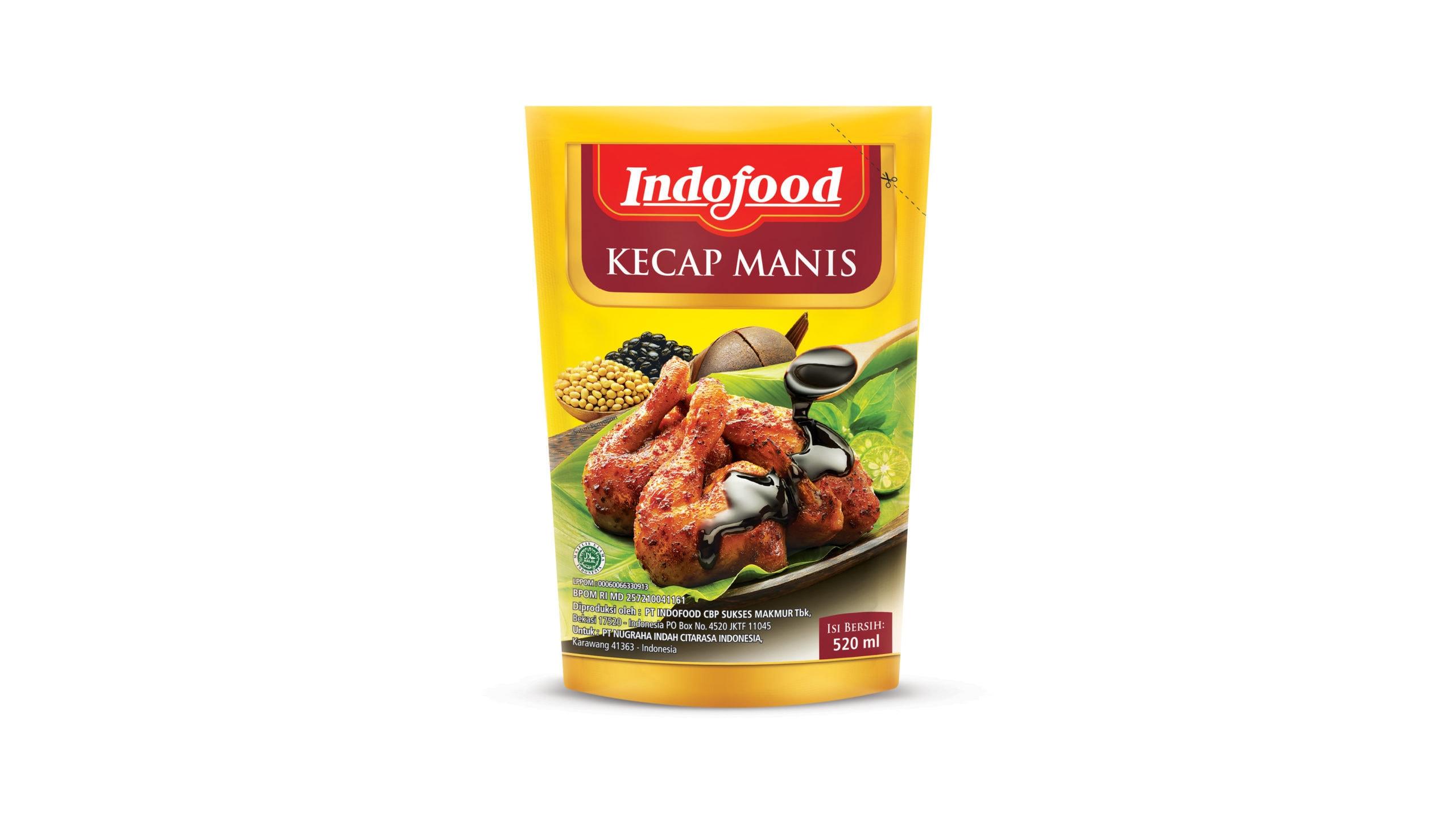 KECAP MANIS-Before